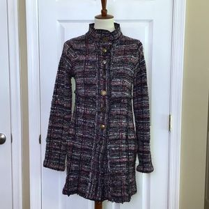 FREE PEOPLE Chunky Sweater Cardigan Jacket Sweater